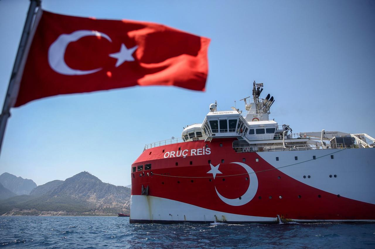 Turkey Rejects US/EU To Cease East-Med Gas Drilling ...